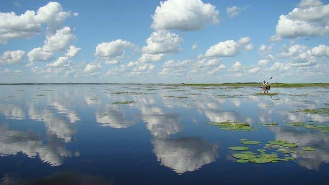 El Gobierno entregó los equipos para el mantenimiento del futuro Parque Nacional Iberá