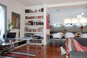 Bibliotecas: 10 propuestas para distintos espacios de la casa