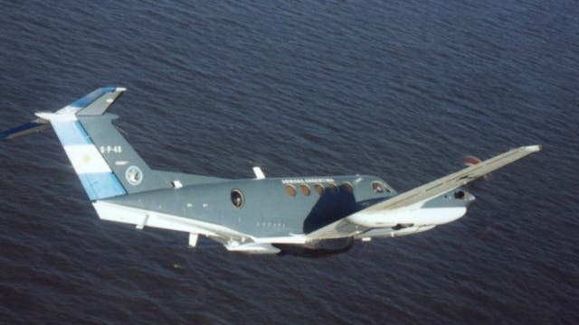 Aviones de la Fuerza Aérea y de la Armada realizarán un desfile aéreo