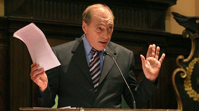 El ex juez de la Corte Zaffaroni responsabilizó al Gobierno por la desaparición de Maldonado
