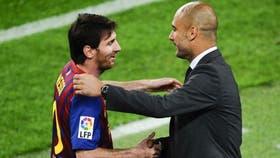 Messi y Guardiola, una relación que va más allá del campo de juego