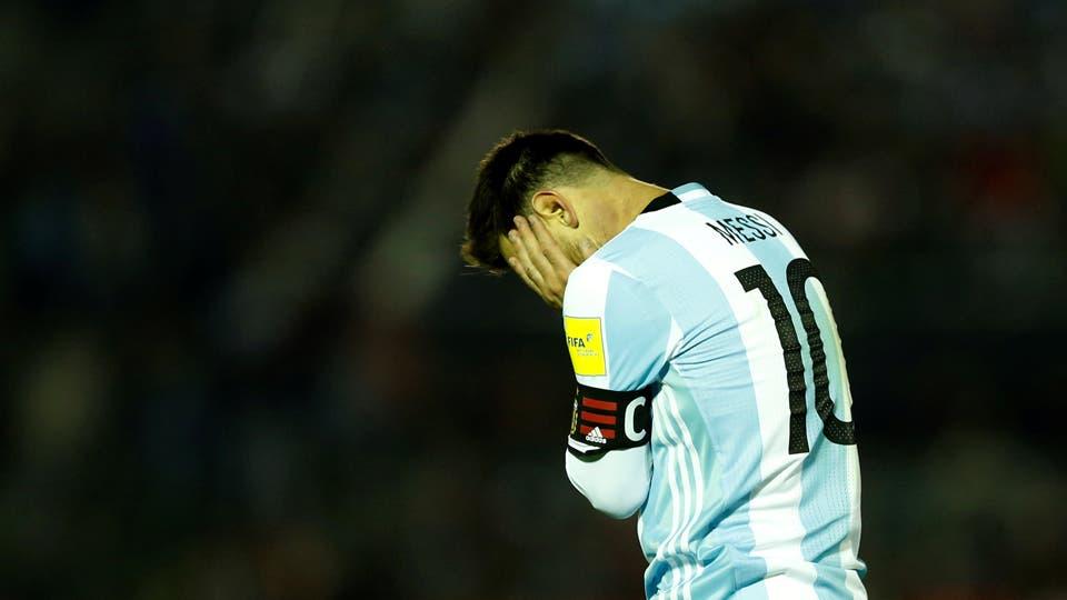 Lo mas destacado de la noche en el estadio Centenario. Foto: Reuters