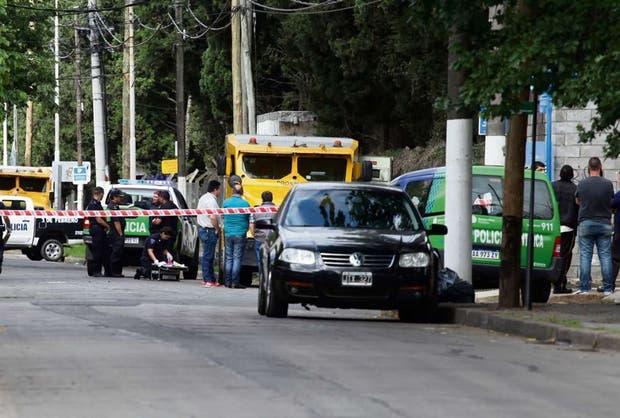 El transporte de caudales fue atacado en Martín Coronado