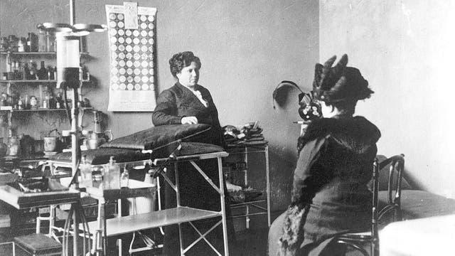 Julieta Lanteri (1873-1932), médica y militante por el derecho de las mujeres a sufragar