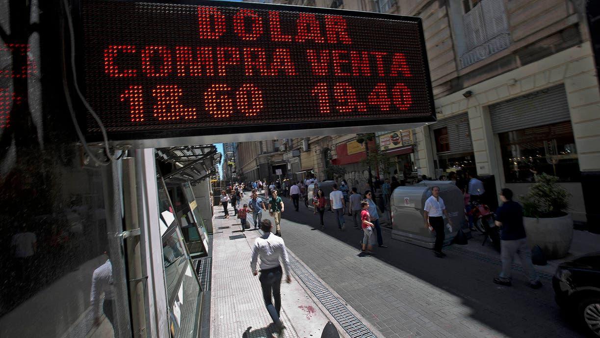 El dólar, en suba: se vende a $19,41