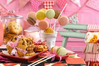 Recetas dulces para merendar y preparar con los chicos