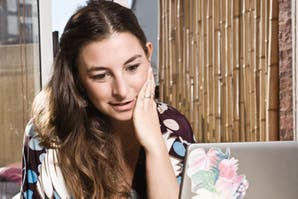 8 años más tarde: en 2010 Juli se puso de novia por Facebook... ¿cómo le fue?