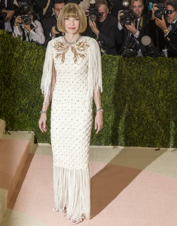 Gala del Met: especulan con que su anfitriona, Anna Wintour, dejaría Vogue