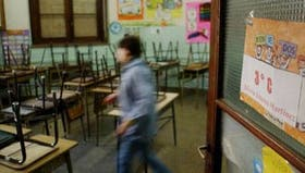 Los paros se sintieron fuerte este año en las escuelas bonaerenses