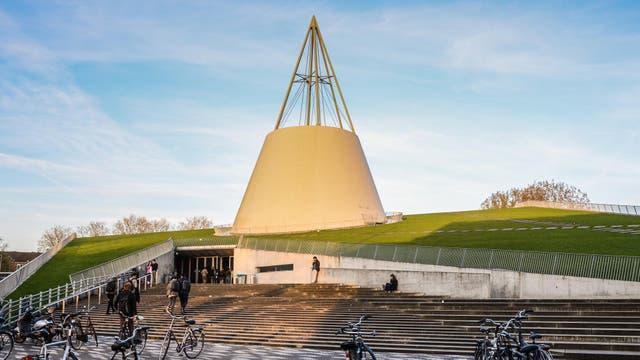 Los Paises Bajos tienen más de una biblioteca imponente