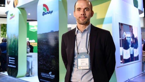 Juan Farinati, presidente de Monsanto
