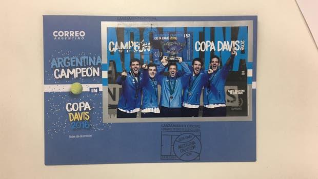 Fotografia usada por el correo para promoción y estampillas de propiedad de diario La Nación