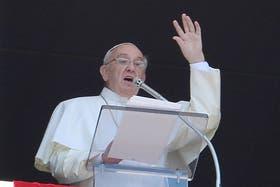 El Papa habló de Egipto en su Ángelus dominical