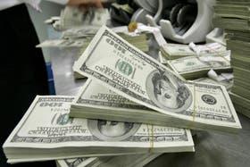 El dólar comenzó el año en 6,12 y hoy cotiza a 8,33