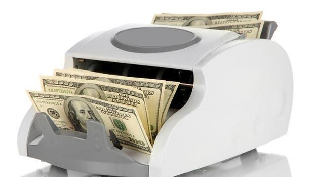 Fuerte baja del dólar paralelo
