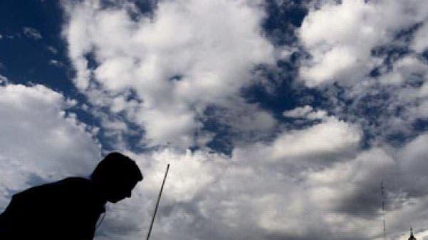 Se espera una jornada con cielo despejado a algo nublado y una máxima de 25 grados