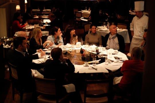 La experiencia gourmet en el mejor restaurant de sudamérica, junto al mayor crítico gastronómico de Brasil, Josimar Melo. Foto: Francio de Holanda/Nespresso