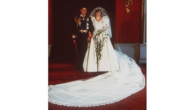 El 29 de julio de 1981 cuando contrajo matrimonio con Lady Di