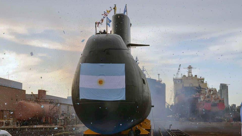 Está desaparecido um submarino argentino TR-1700 com 37 tripulantes