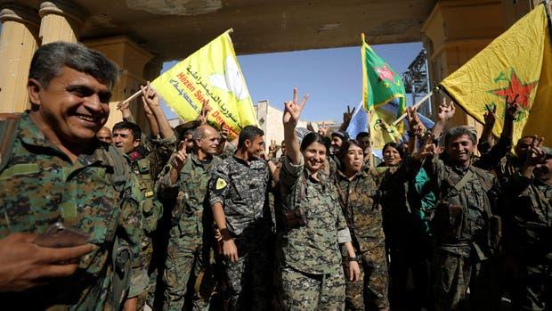 Estado Islámico perdió Raqa: su último bastión en Siria