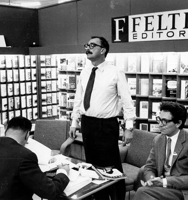 Giangiacomo Feltrinelli creó en los 50 la editorial que publicó Doctor Zhivago