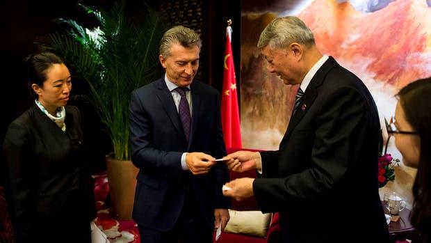 Empresarios orientales le mostraron a Macri su interés por invertir en el país