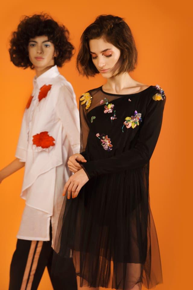 Maxicamisas y vestidos de tul, para vestirse a la moda