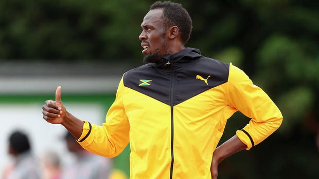 Usain Bolt quiere un cierre a toda orquesta