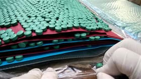 Secuestraron 27.000 pastillas de éxtasis