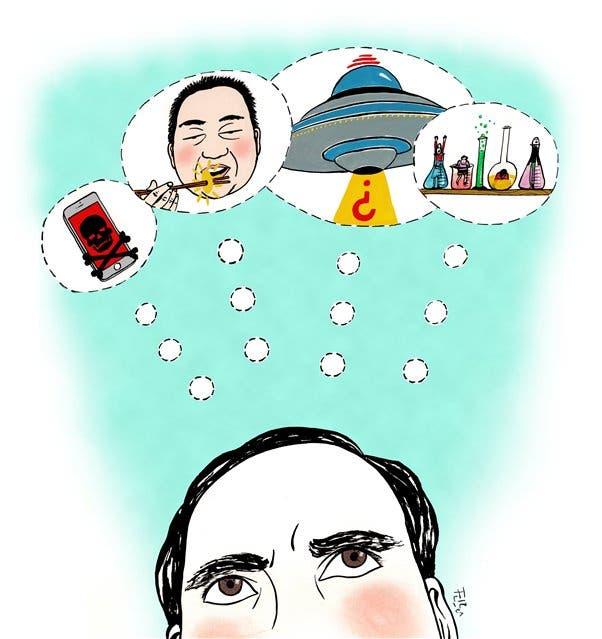 Ilustración: Fernanda Cohen