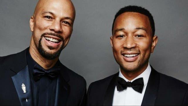 Tras el Oscar, Common y John Legend se llevaron el Grammy a mejor canción para una película