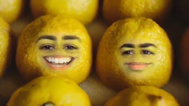 El insólito video de Casa Rosada para celebrar la exportación de limones a EE.UU.