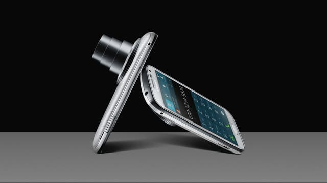 Un Samsung Galaxy K Zoom