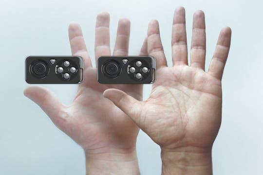 iMpulse controller, para llevar al joystick junto a las llaves. Foto: Gentileza impulsecontroller.com