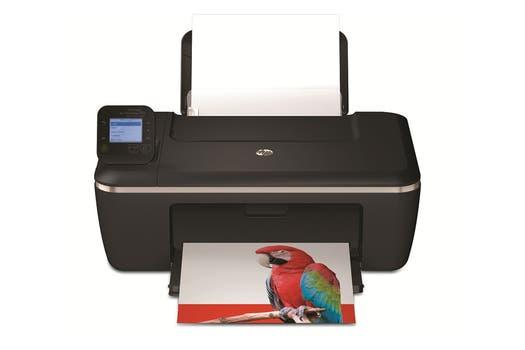 HP 3515: inyección de tinta multifunción, permite impresión, copia y escaneo.