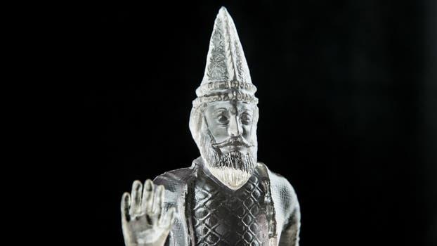 Crean obras con impresoras 3D para recuperar esculturas destruidas por el Estado Islámico
