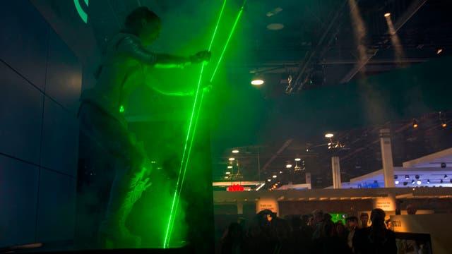 """Así es la promoción de la """"TV Laser"""" de Hisense"""