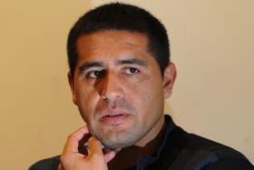 """""""Si puedo, voy a estar ante Corinthians"""", dijo Román"""