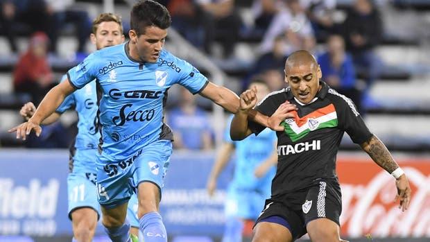 Temperley rescató un empate en Liniers