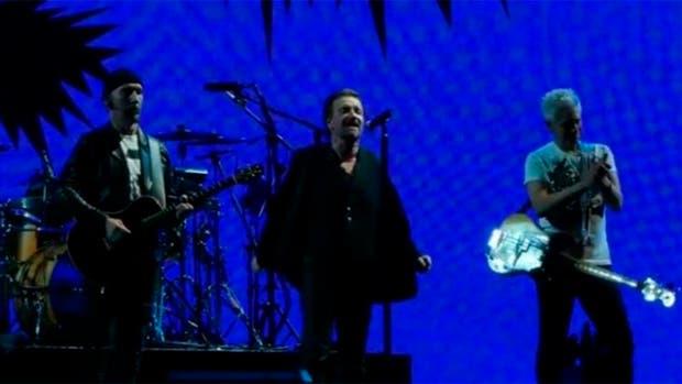 U2 en el Estadio Único de La Plata