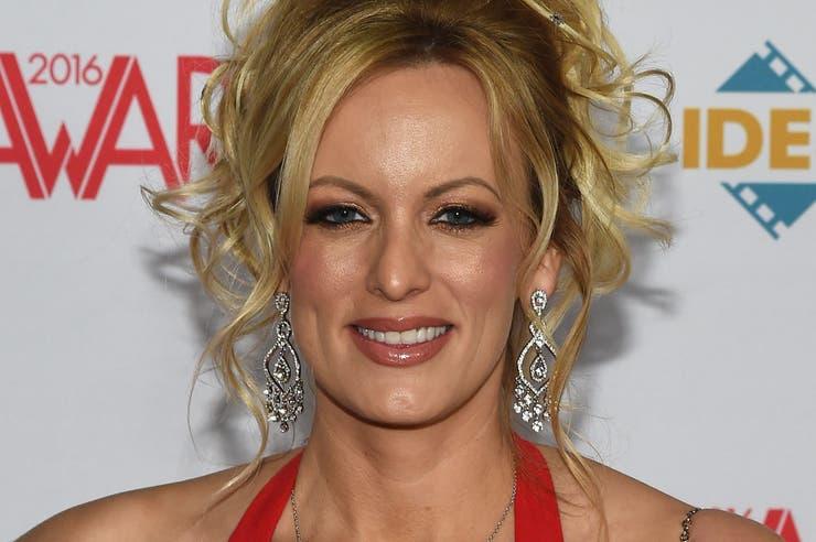 La actriz porno que asegura haber tenido un amorío con el presidente