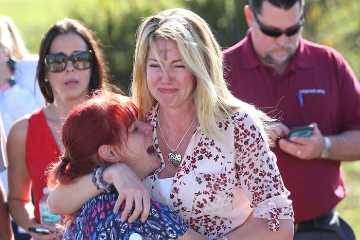 Donald Trump expresó por Twitter sus condolencias a los familiares