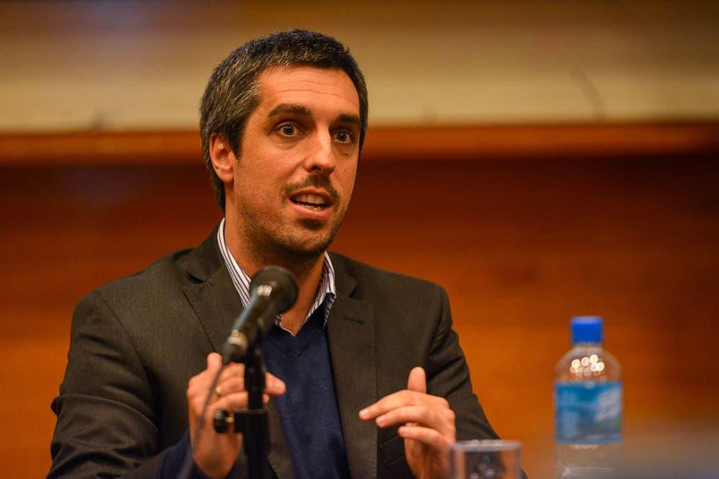 Rodrigo Pena, secretario de Hacienda