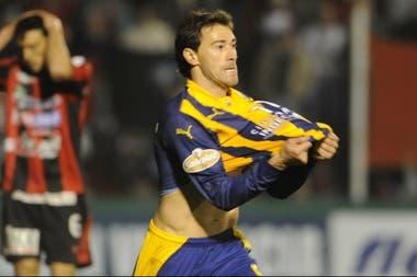 Un romance inalterable: Cristian González y la camiseta de Central