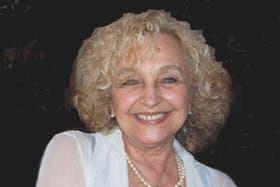 Cristina Tania Fridman, socióloga y coordinadora para la Argentina de la WAS