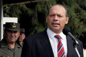El secretario de Seguridad de la Nación, Sergio Berni