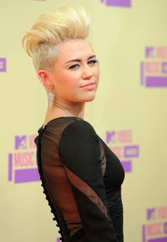 Miley Cyrus: Destiny Hope Cyrus. Foto: AP