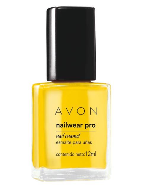 Nailwear Pro Esmaltes para uñas ($43, Avon).
