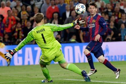 Lionel Messi dijo que los goles a Neuer no fueron una revancha del Mundial