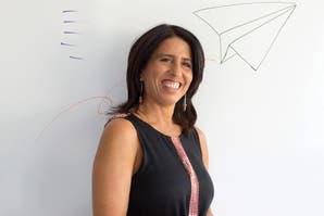 """Andrea Churba: """"El liderazgo es asumir riesgos"""""""